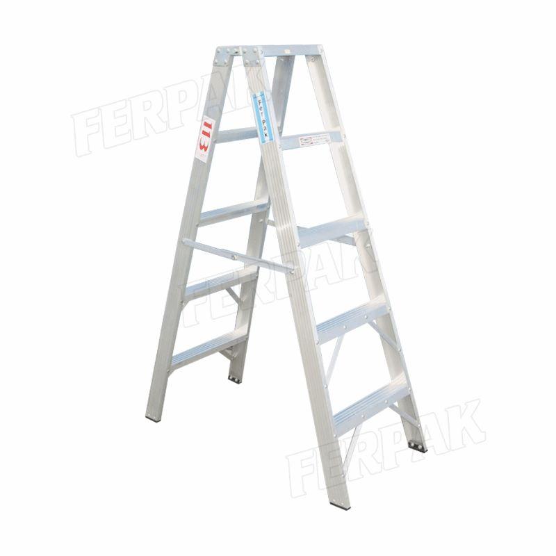Segufer sa for Tipos de escaleras de aluminio